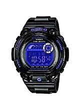 Casio Damen-Armbanduhr Baby-G Schwarz BLX-100-1BER