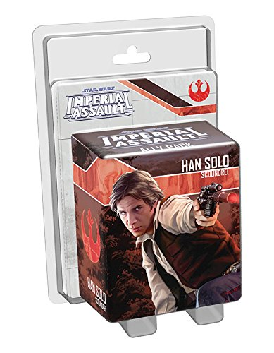 Star Wars Imperial Assault - Han Solo Pack