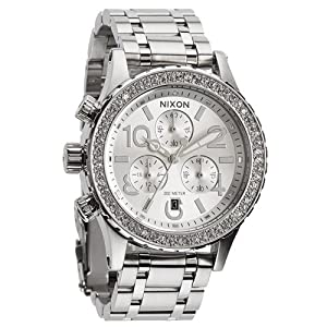 Reloj Nixon The 38-20 A4041874 Mujer Plateado