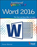 Teach Yourself VISUALLY Word 2016 (Te...