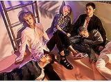 NU'EST Mini Album Vol. 5 - Canvas [+All member autograph photo][+NU'EST Member autograph polaroid photocard 2pcs][+official folded poster]