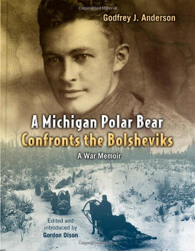 A Michigan Polar Bear Confronts The Bolsheviks: A War Memoir front-100298