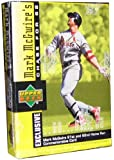 1998 Upper Deck Mark Mcguire 'Chase For 62' Baseball Boxed Set - 30C