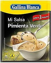 Gallina Blanca Salsa Pimienta Verde - 50 g
