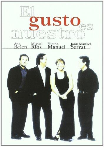 El Gusto Es Nuestro [DVD] [Import]
