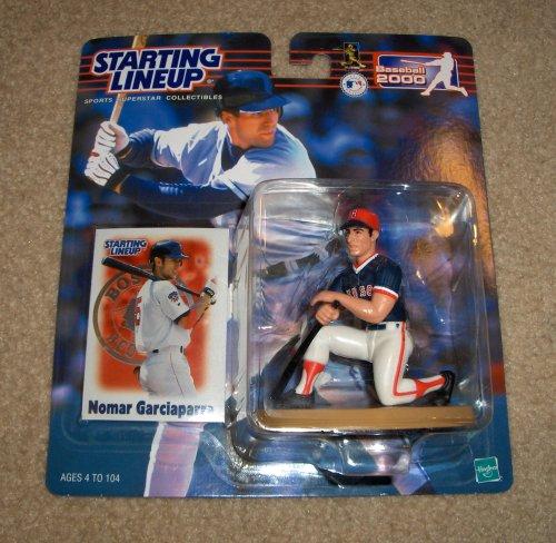 2000 Nomar Garciaparra MLB Starting Lineup Figure