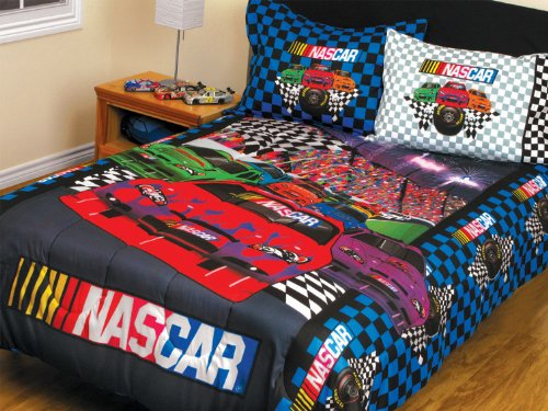 Perfect NASCAR Bed In A Bag