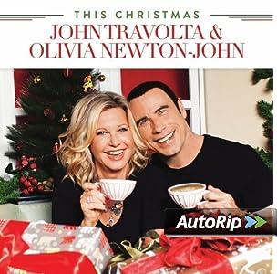 Olivia Newton John, Travolta, Christmas Albums