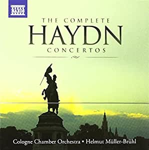 Complete Haydn Ctos