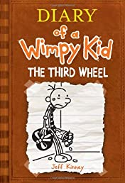 Diary of a Wimpy Kid#7: The Third Wheel