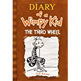 Diary of a Wimpy Kid #7: The Third Wheelby Jeff Kinney