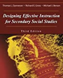 img - for Designing Effective Instruction for Secondary Social Studies book / textbook / text book