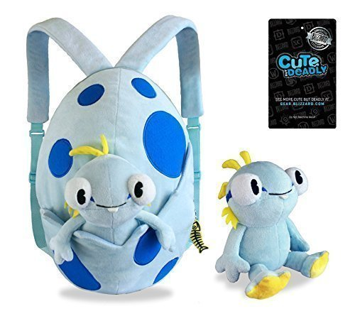World of Warcraft: Cute But Deadly Murloc Backpack