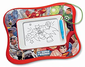 Fisher-Price Kid-Tough Doodler DC Super Friends Doodle Pad