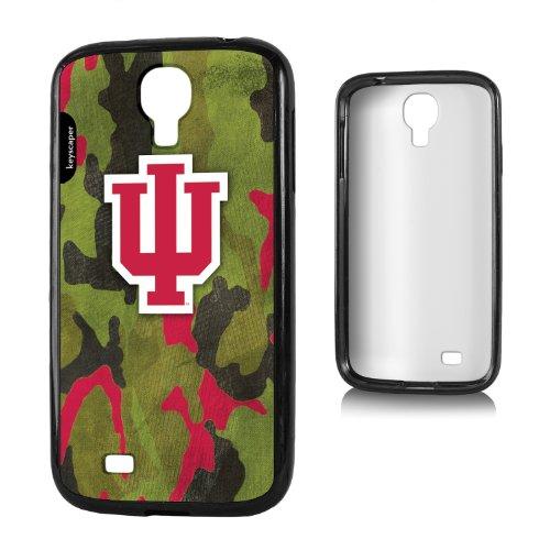 Indiana Hoosiers Galaxy S4 Bumper Case Camo Ncaa