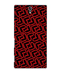 3D instyler DIGITAL PRINTED BACK COVER FOR SONY XPERIA C5 DUAL