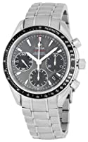 Omega Men's 323.30.40.40.06.001 Grey Dial Speedmaster Watch by Omega