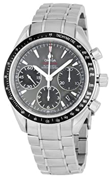 Omega Men's 323.30.40.40.06.001 Grey Dial Speedmaster Watch from Omega