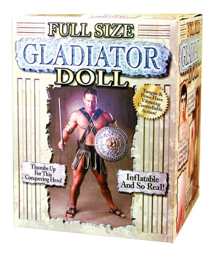 Pipedreams Full Size Gladiator Love Doll
