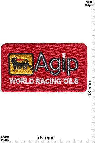 parches-agip-world-racing-oils-red-small-deportes-de-motor-deportes-deportes-de-motor-agip-agip-parc