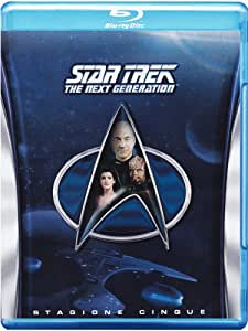 Star Trek - The next generationStagione05 [Blu-ray] [Import italien]