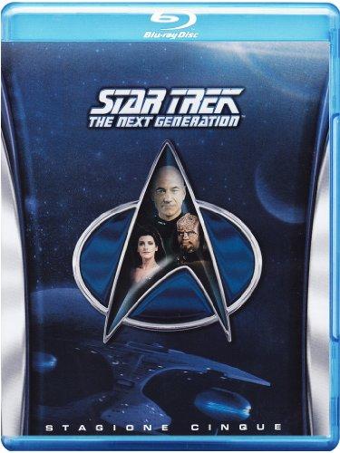 Star Trek - The next generation - Stagione 05 [Blu-ray] [IT Import]