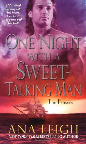 Image of One Night with a Sweet-Talking Man (The Frasers)