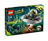 LEGO Alien Conquest 7052: UFO Abduction