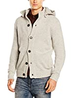 Timberland Chaqueta Punto Moose River Full But (Marfil)