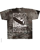 Led Zeppelin T-Shirt - Poster - Led Zeppelin Shirt ! Batik T-Shirt