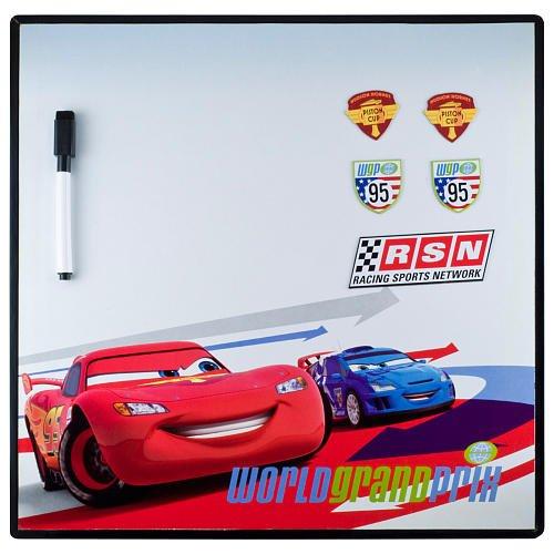 Disney Pixar Cars 2 Magnetic Dry Erase Wall Art