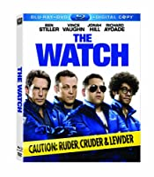 The Watch Blu-ray from 20th Century Fox