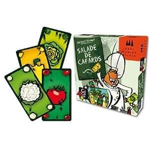 Gigamic - DRKSAL - Jeu de Cartes - Salade de Cafards