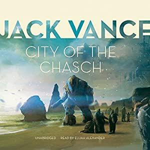 City of the Chasch Audiobook