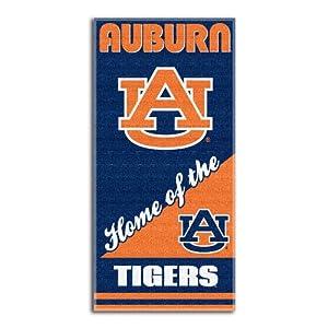 Buy NCAA Auburn Tigers Home Beach Towel, 28 x 58-Inch by Northwest