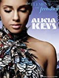 VARIOUS Alicia Keys The Element Of Freedom Piano Vocal Guitar Songbook Book