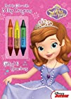 Disney Junior Book to Color with Big Crayons