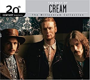20th Century Masters - The Millennium Collection: The Best of Cream (Eco-Friendly Packaging)