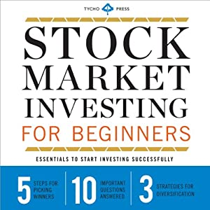 Stock Market Investing for Beginners Audiobook
