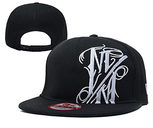 METAL MULISHA Flash Logo Stretch Snapback Cap Hat