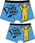 The Simpsons Mens Homer Simpson Fun N...