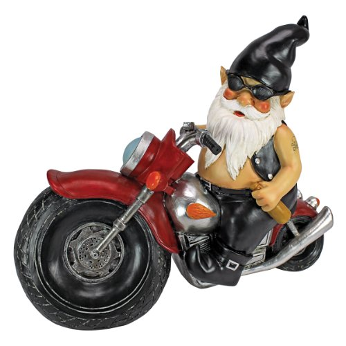 Buy Axle Grease, the Biker Gnome Statue
