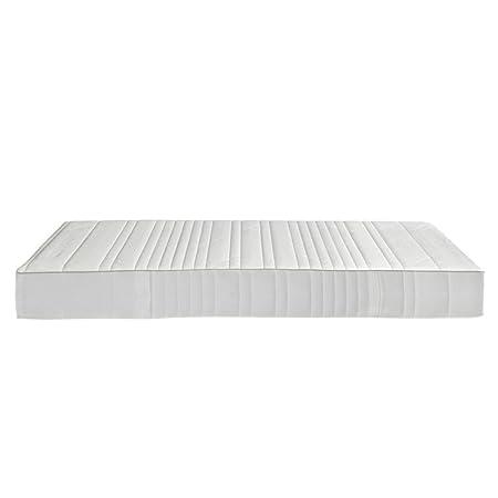 SPRING 1000 Matratze | Taschenfederkern | Lyocell Silber&Life Bezug Größe 80cm x 200cm