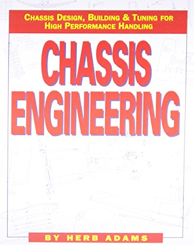 Chassis Engineering: Chassis Design, Building & Tuning for High Performance Handling PDF