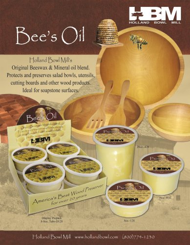 Bee S Oil Salad Bowl Amp Wood Conditioner Amp Preservative