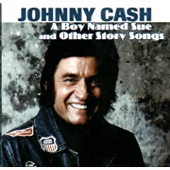 Johnny Cash A Boy Named Sue
