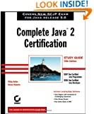 Complete Java 2 Certification Study Guide