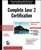 Complete Java2 Certification Study Guide (0782144195) by Philip Heller