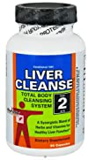 Health Plus Liver Cleanse  Total Body Cleansing System 8212