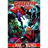 Guardians of the Galaxy 3: War of Kings Book 2par Brad Walker